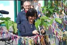 Visite de la Secrétaire d'État au Développement et à la Francophonie - Annick GIRARDIN