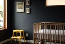 Neutral Nurseries / Simple stylish nursery ideas