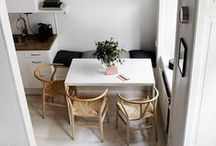 Small Spaces / Making the most of clever design in small spaces