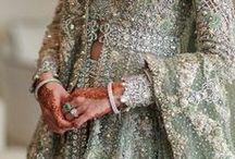 Wedding Dresses / desi wedding