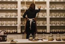 The Library at Candlefish / 100 scents in our candle library