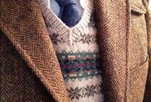 Knitted Vests for Those Crisps Autumn Days