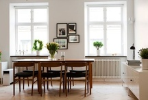 Dining rooms / by Kaisa K