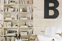 book shelf love / by Lynne Bellamy
