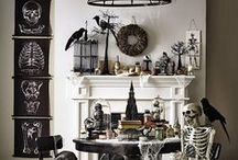 Halloween / More treat than trick....  and certainly no vampires.  DIY, Cooking and inspiration for hosting a fabulous Halloween.