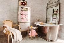 Bathrooms / by Connie Inman Somero