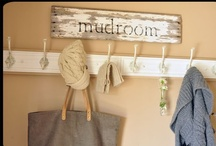 Mud rooms and accessories  / by Connie Inman Somero
