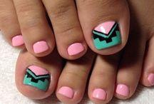 Lovin' some Nail Polish / by 🌻 Vickie Shelton 👑