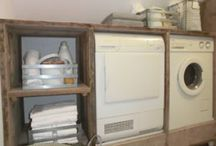Home ~ Laundry area