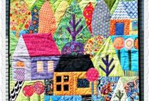 Aaaah Quilts / by Nong Ree San