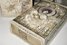 Boxes  / Others beautiful creations that I love and that inspire me!