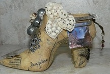 Shoes & Stockings / Beautiful Handmade Shoes and Stockings