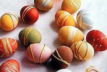 Easter Egg Ideas! / Lots of creative ideas for making Easter eggs!