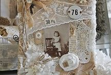 Cards - Shabby Chic