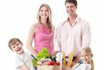 Smart Shopping Tips / Tips from the Academy of Nutrition and Dietetics and registered dietitians to help you cook healthy meals for your kids and your whole family. / by Kids Eat Right