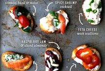 Appetizer Recipes! / Inspiring appetizer recipes for your favorite gatherings and parties! / by Elise | Simply Recipes