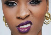 makeup / by Cocopuffs Monroe