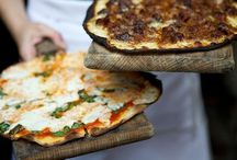 Pizza / Flat breads & pizza recipes