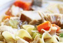 Turkey Leftover Recipes! / Best recipes for making great use of leftover roast turkey!