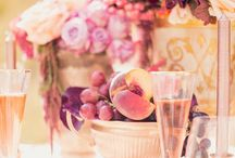 Blush & Pink / Soft and vibrant, the shades of pink make your heart flutter