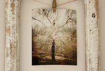 PhotoHanging / Fun ways to hang and show photos.