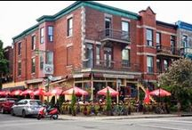 Le Plateau / Mile End Neighborhood        Montreal Real Estate        #streetsofmontreal / Mile End is one of the trendiest neighborhoods in Montreal with many old buildings being completely revamped. http://realestatemontreal.net Bonnie Meisels - Real Estate Broker -Property*People*Planet