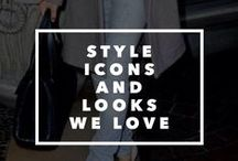 style icons and looks we love