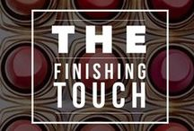 the finishing touch / all things beauty