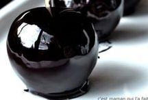 RECETTES GOTHIQUES - GOTHIC FOOD / BLACK IS BACK ON YOUR PLATE Le noir en cuisine ! Oui on mange goth !