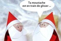 NOEL CREATIF - CHRISTMAS CRAFTS / LOISIRS CREATIFS DE NOËL