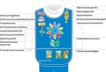 GSMW - daisies / Ideas for girls - Kindergarten and First Grade