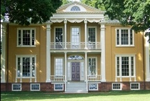 ANTEBELLUM ARCHITECTURE -- NORTH / STRUCTURES FROM THE NORTH, MIDWEST, AND WEST INCLUDING MARYLAND, DELAWARE, AND DISTRICT OF COLUMBIA  / by John Jenkins