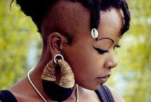 Jewelry: earrings/GAUGE