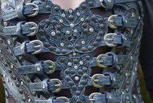 bags/belt/corsets