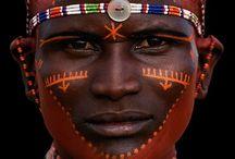 People (tribal/exotic)