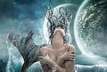Sirens, Melusine, Mermaids