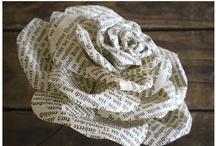 Idées créas papier carton / Idées simples, créas extravagantes, tutoriels... tout pour vous inspirer autour de ce merveilleux matériau qu'est le papier