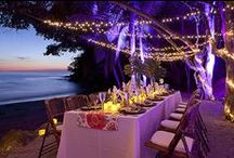 Beach Wedding Reception Ideas / Sandimental Memories #Beach #Wedding #Reception #Collection, offers Beach Theme #CakeToppers, #Decorations, #ServingSets, and #ToastingFlutes with a large selection to choose from. Visit us at www.sandimentalmemories.com  #sandimentalmemories