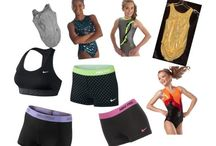 Things I need/want for gymnastics