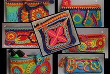 crochet / lavori ad uncinetto / by Sandra Angelini
