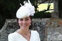 Style Icon - Kate Middleton / The Duchess of Cambridge epitomizes feminine style and grace. She has immersed herself into the role of Style Icon and continues to inspire women all over the world, everyday.