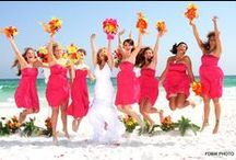 Tropical Wedding Ideas / For all you #Tropical #Beach Lover's out there this is for you. If you are planning on getting #married in the tropic #Islands and are looking for ideas, than you have found the right place.  Visit us at www.sandimentalmemories.com #sandimentalmemories