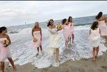 "Hues of ""Pink"" Wedding Ideas / If you love #Pink than you will love our pink #wedding ideas. Visit us at www.sandimentalmemories.com #sandimentalmemories"