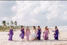 "Hues of ""Purple"" Wedding Ideas / If you love #Purple than you will love our purple #wedding ideas. Visit us at www.sandimentalmemories.com #sandimentalmemories"