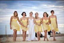 "Hues of ""Yellow"" Wedding Ideas / If you love #Yellow than you will love our yellow #wedding ideas. Visit us at www.sandimentalmemories.com #sandimentalmemories"