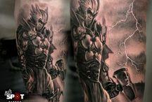 Tattoos / by Latisha Dingle