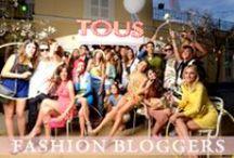 TOUS & Fashion bloggers / Streetstyle