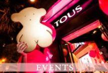 Valentine's Day TOUS Event / Το Σάββατο, 8 Φεβρουαρίου 2014, στο Golden Attica/Golden Hall, ο Ισπανικός Οίκος TOUS υποδέχθηκε μέσα σε μία γιορτινή ατμόσφαιρα τους fans του για να χαρούν και να γιορτάσουν μαζί την επερχόμενη Ημέρα του Αγίου Βαλεντίνου, προσφέροντάς τους μοναδικά δώρα – εκπλήξεις που «κρύβονταν» μέσα σε χρυσαφένια μπαλόνια. Το event τίμησαν με την παρουσία τους και πολλοί διάσημοι από το χώρο της show biz καθώς και fashion bloggers.