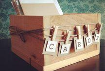 Kaarten en zo ... / Paper craft