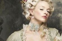 Marie Antoinette Madame de Pompadour